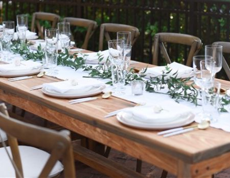 EJR Farm Table